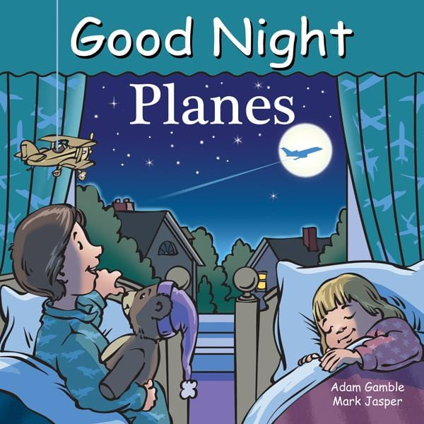 Goodnight Planes Book at It's So Wright