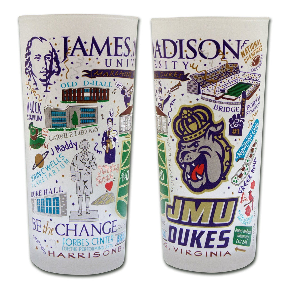 James Madison University Glass at It's So Wright