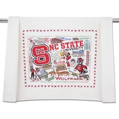 NC State Dish Towel at It's So Wright