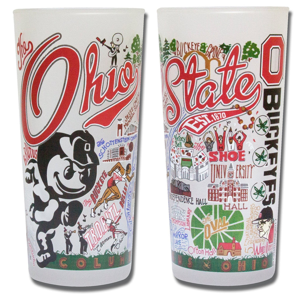 Ohio State University Glass at It's So Wright