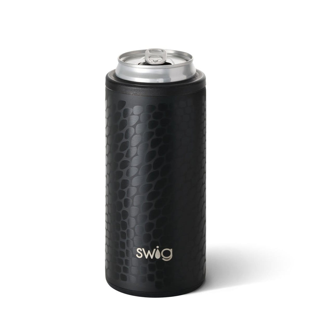 Swig Dragon Glass Skinny Can Cooler at It's So Wright