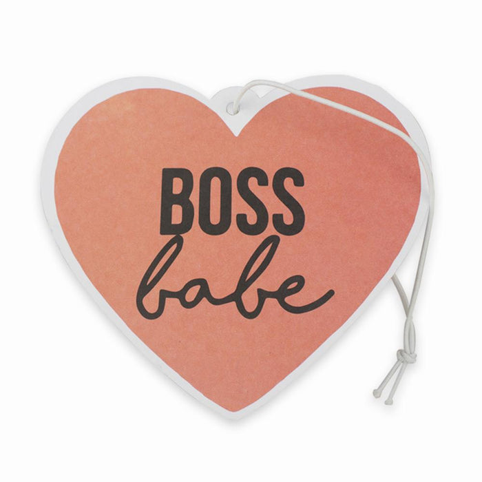 Car Air Freshener (Boss Babe)