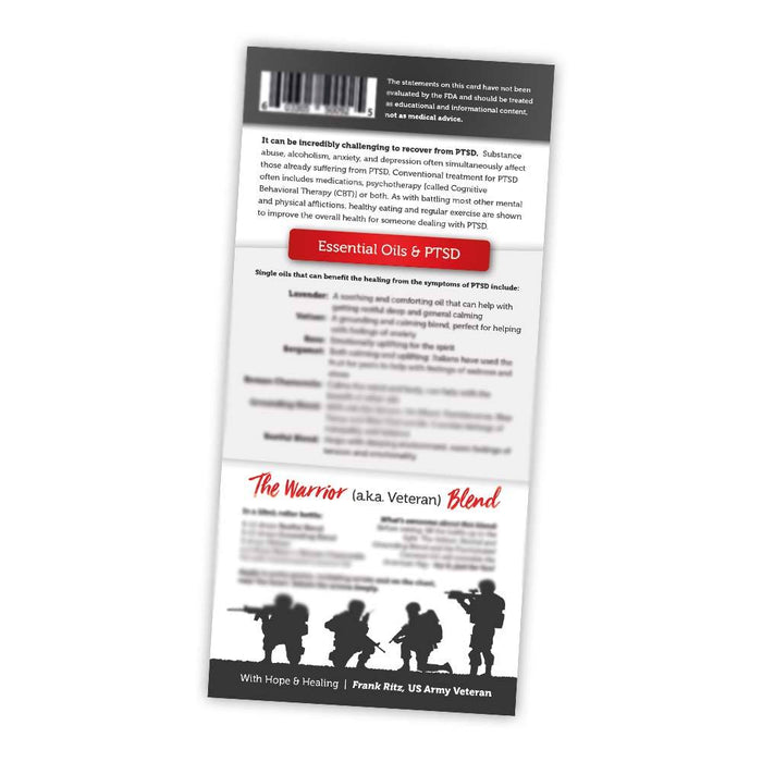 PTSD Education Card