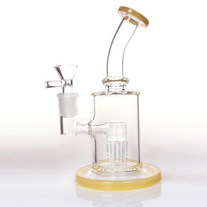 6 Arm Recycler Tree Percolator Thick Glass Base