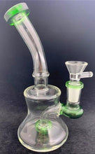 "Load image into Gallery viewer, 7"" Heady Matrix Percolator Glass Bong With Dab Recycler"