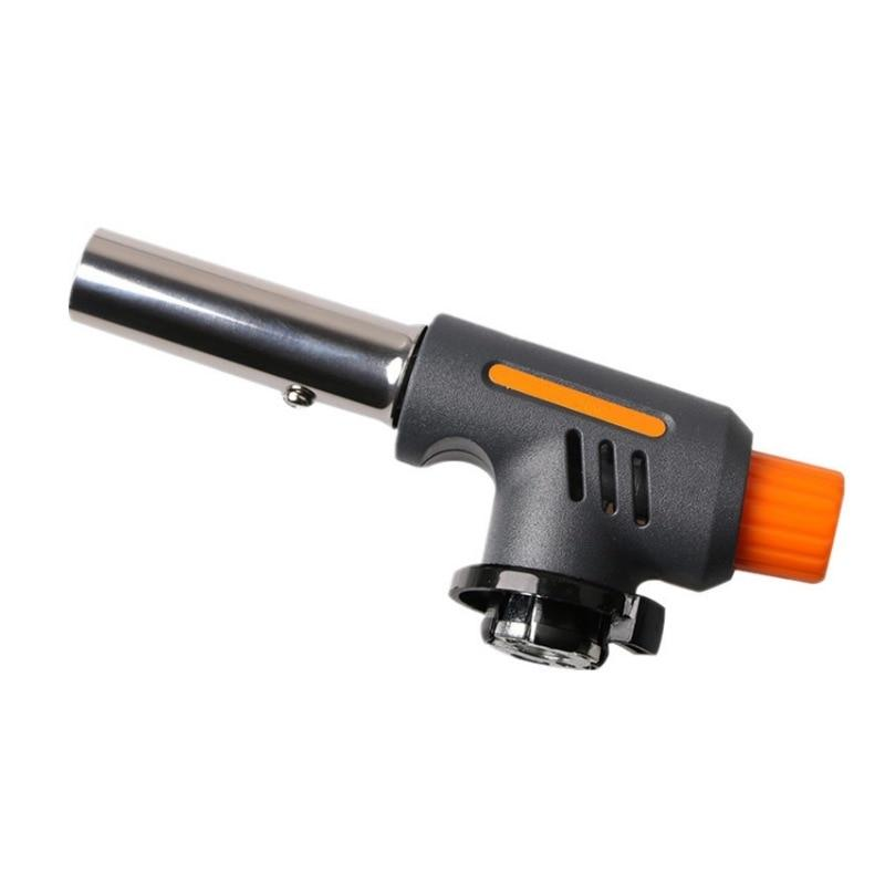 Butane Gas Blowtorch Connection