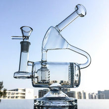 Load image into Gallery viewer, Honeycomb Oil Dab Rig - MYBONGMATES Quality Product