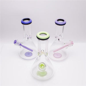 Mybongmate bongs Thick 9 mm Glass Beaker Bong - MYBONGMATE Quality Product
