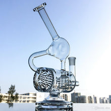 Load image into Gallery viewer, As the name suggests, this Unique Glass Bong Clear Water Pipe is the most unique bong for you to have!