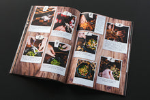 Load image into Gallery viewer, RIPKYTCHEN #VEGAN Print Magazine // German