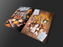 Load image into Gallery viewer, RIPKYTCHEN #CHEAT Print Magazine // German