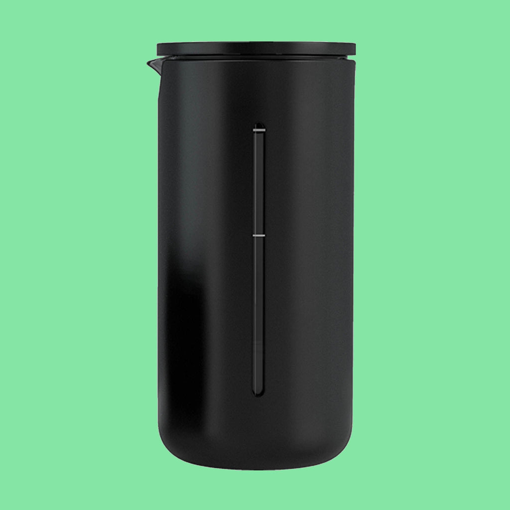 BLACK U FRENCH PRESS