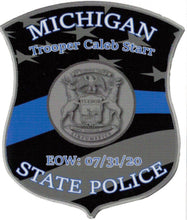 Load image into Gallery viewer, Trooper Starr Memorial Patch