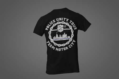 Team Motor City Fundraiser Shirt