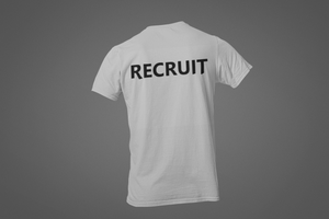 WCC Recruit PT Shirts