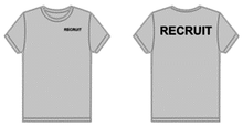 Load image into Gallery viewer, WCC Recruit PT Shirts