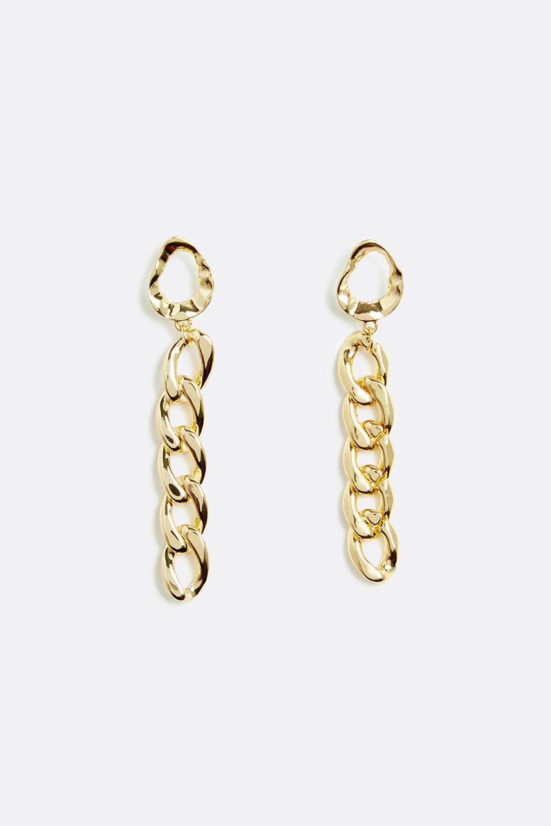 OFF THE CHAIN EARRINGS