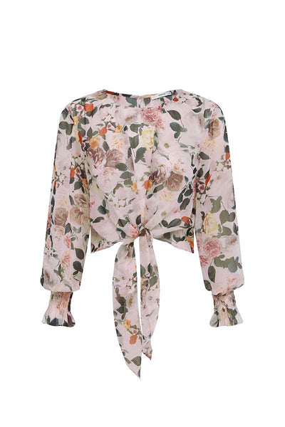 TILLY FLORAL BLOUSE