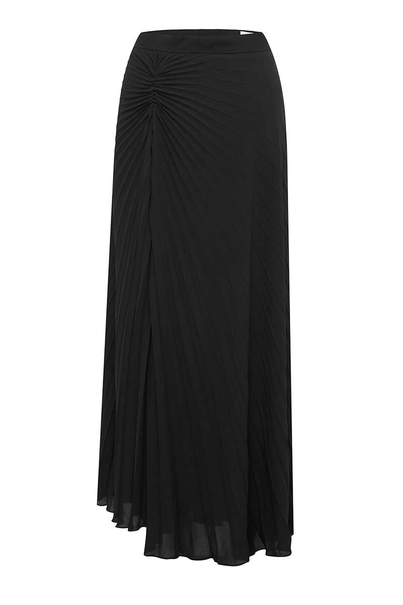 VIVIANNE PLEAT SKIRT