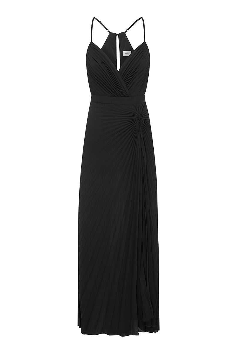 VIVIANNE PLEAT DRESS