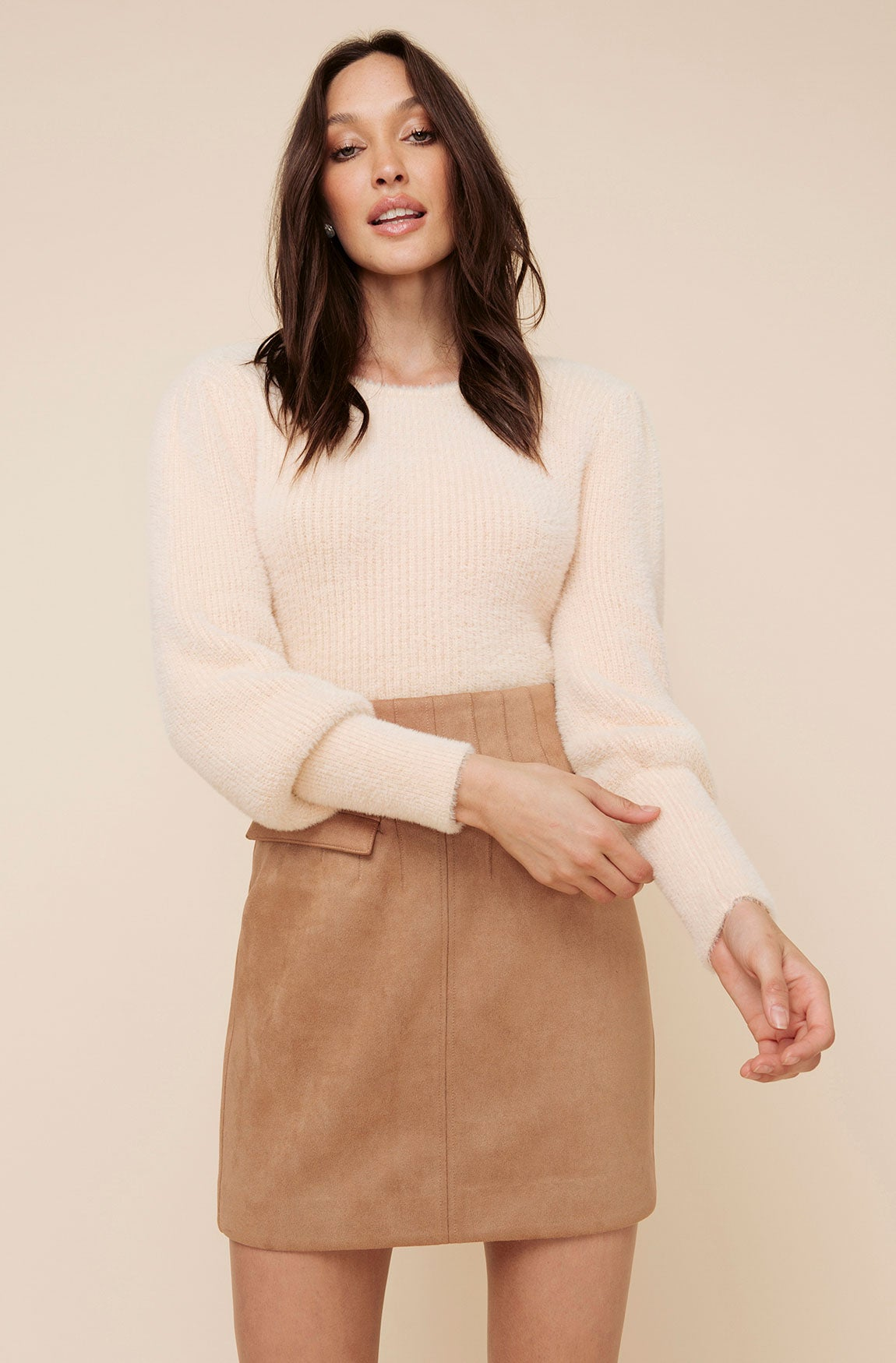 HEARTBREAKER KNIT JUMPER