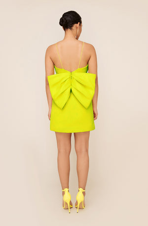 AMY BOW BACK DRESS