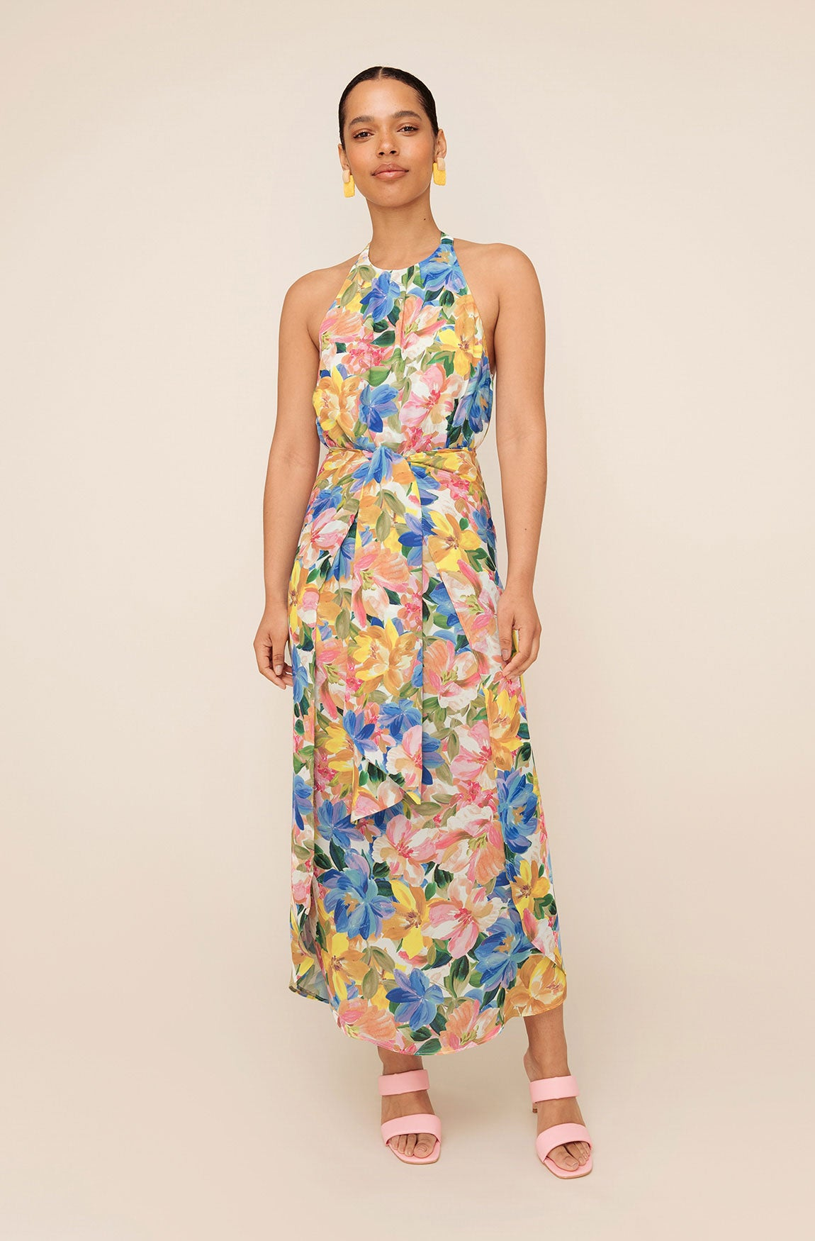UTOPIA FLORAL DRESS