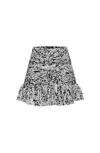 MOTTLE SKIRT