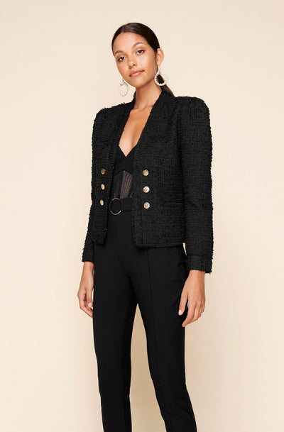 CATALINA TWEED JACKET