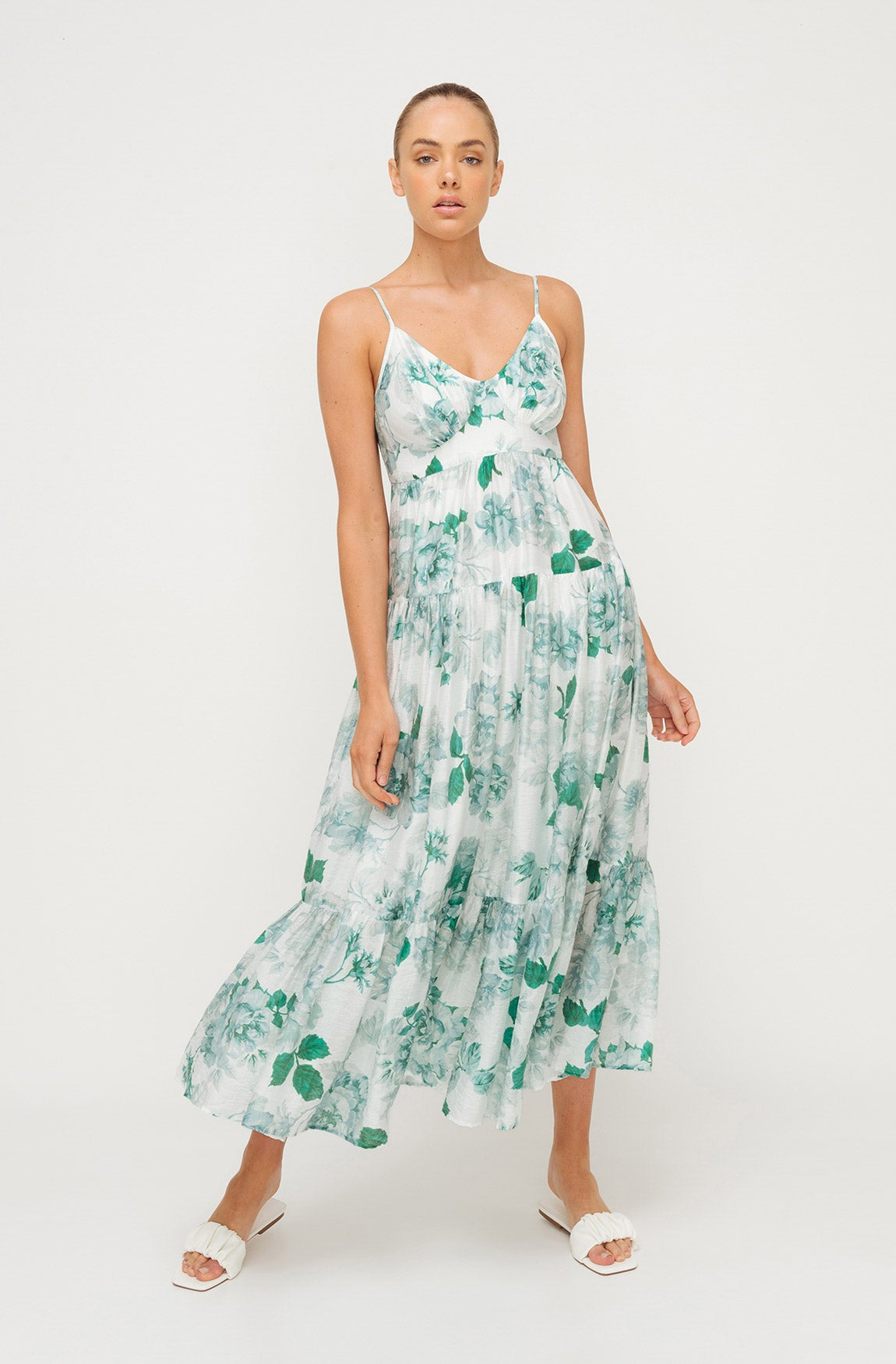 ATLANTIC FLORAL DRESS