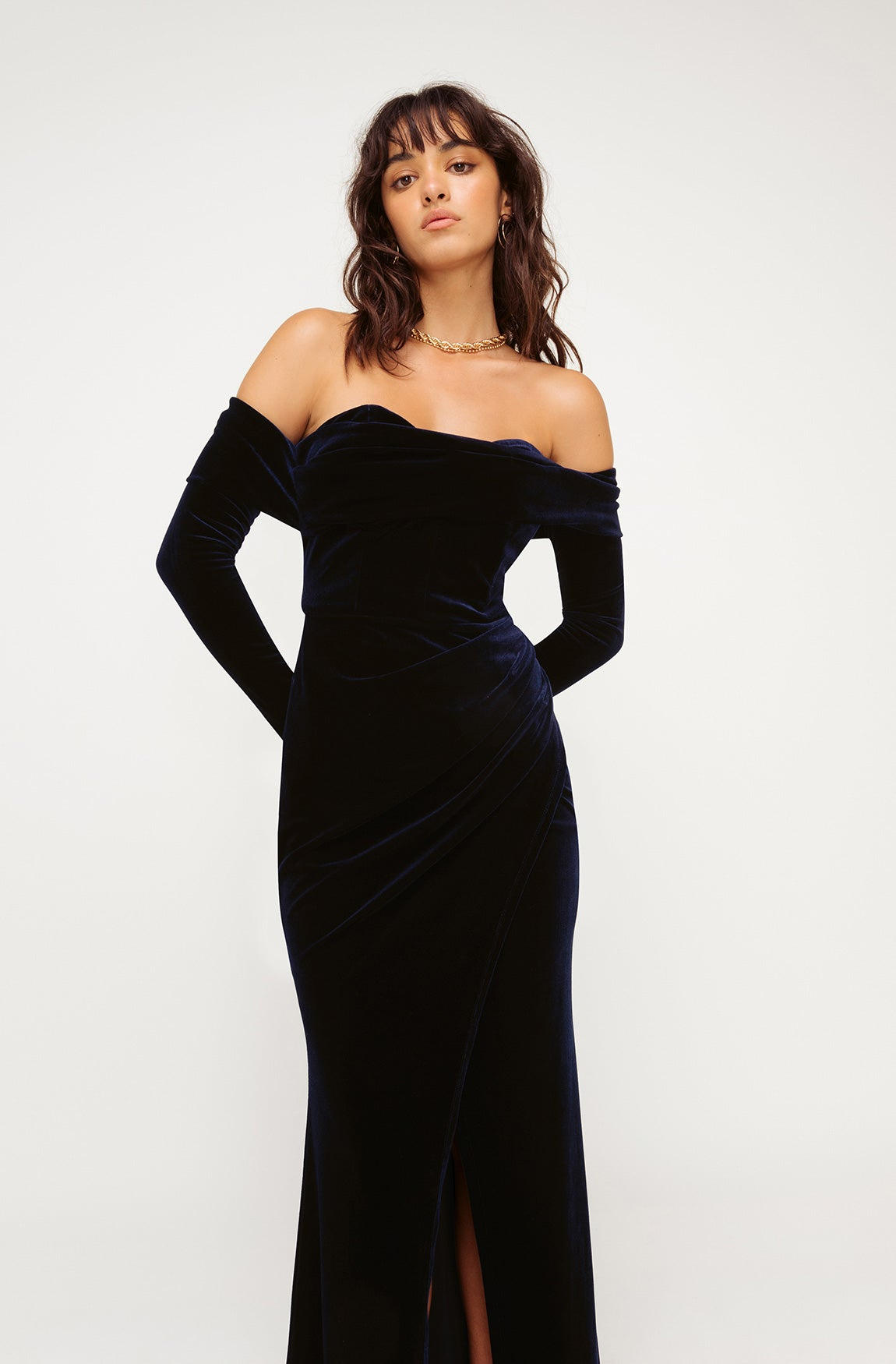 DUTCHESS MAXI DRESS
