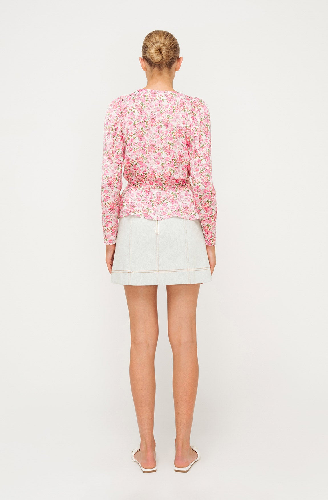 LUCY FLORAL BLOUSE