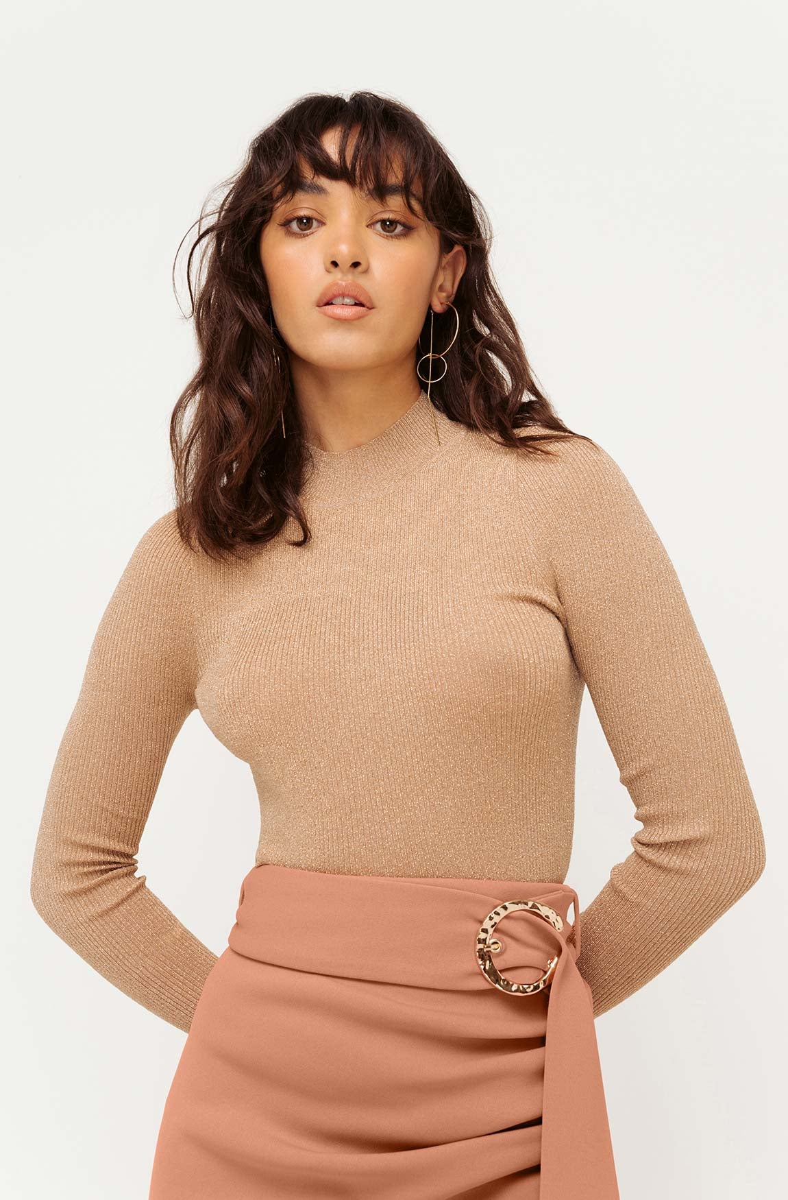 BROADWAY KNIT TOP