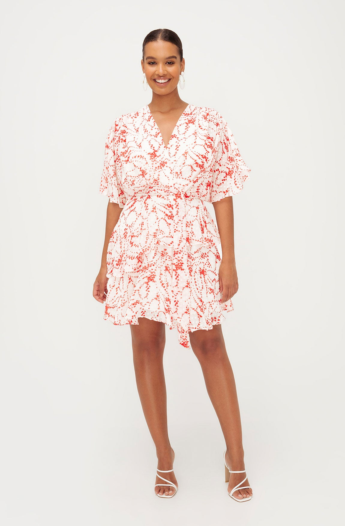 HENLEY FLORAL DRESS