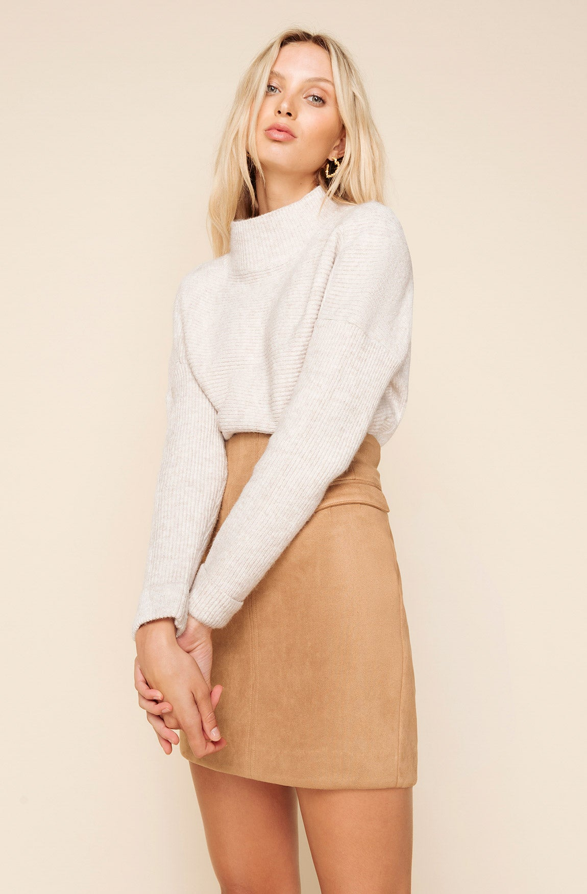 MIRAGE KNIT JUMPER