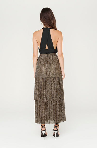 ALL THAT SPARKLES MAXI SKIRT