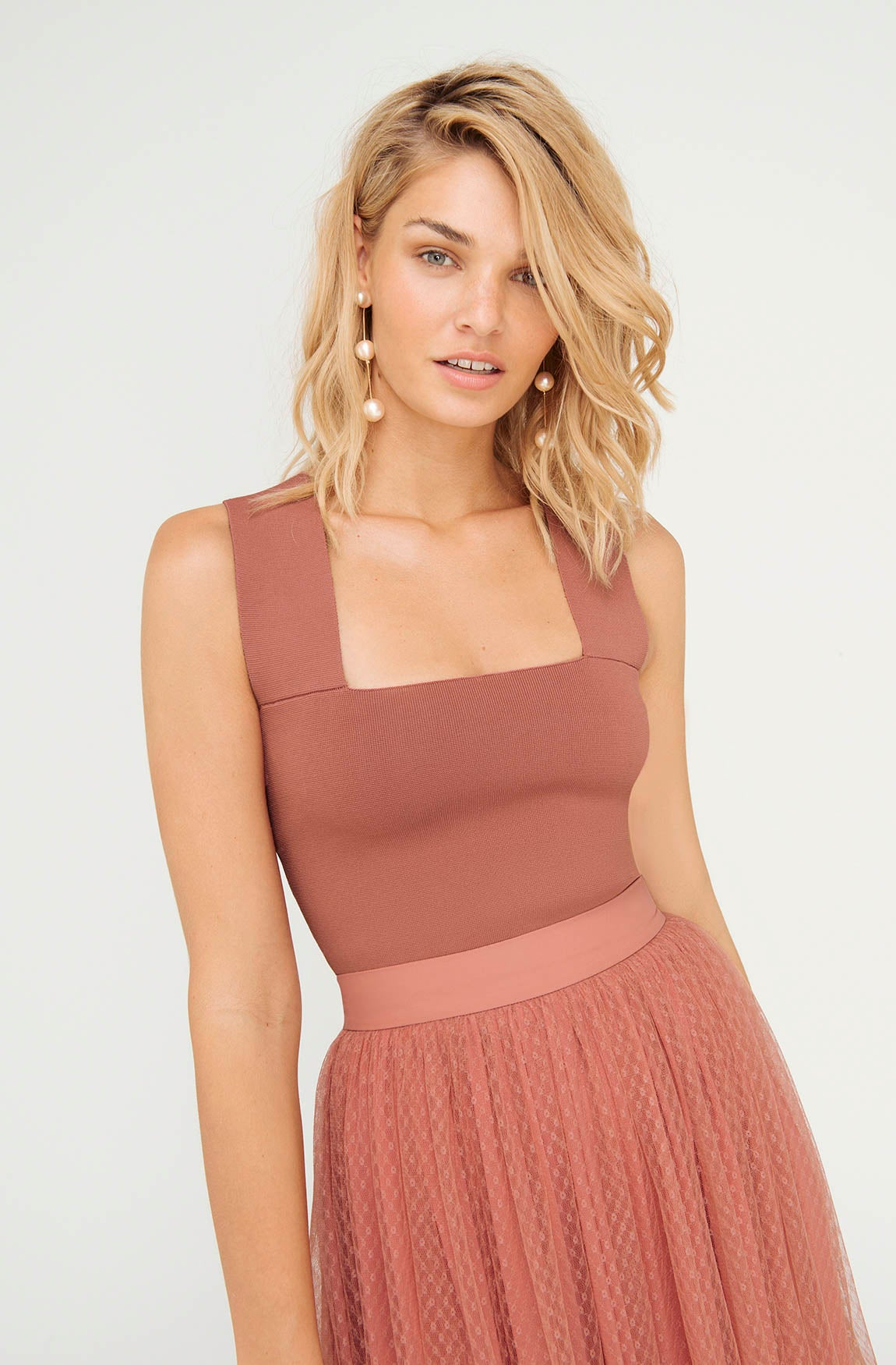 AMALFI KNIT TOP
