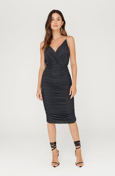 HARPER MESH DRESS