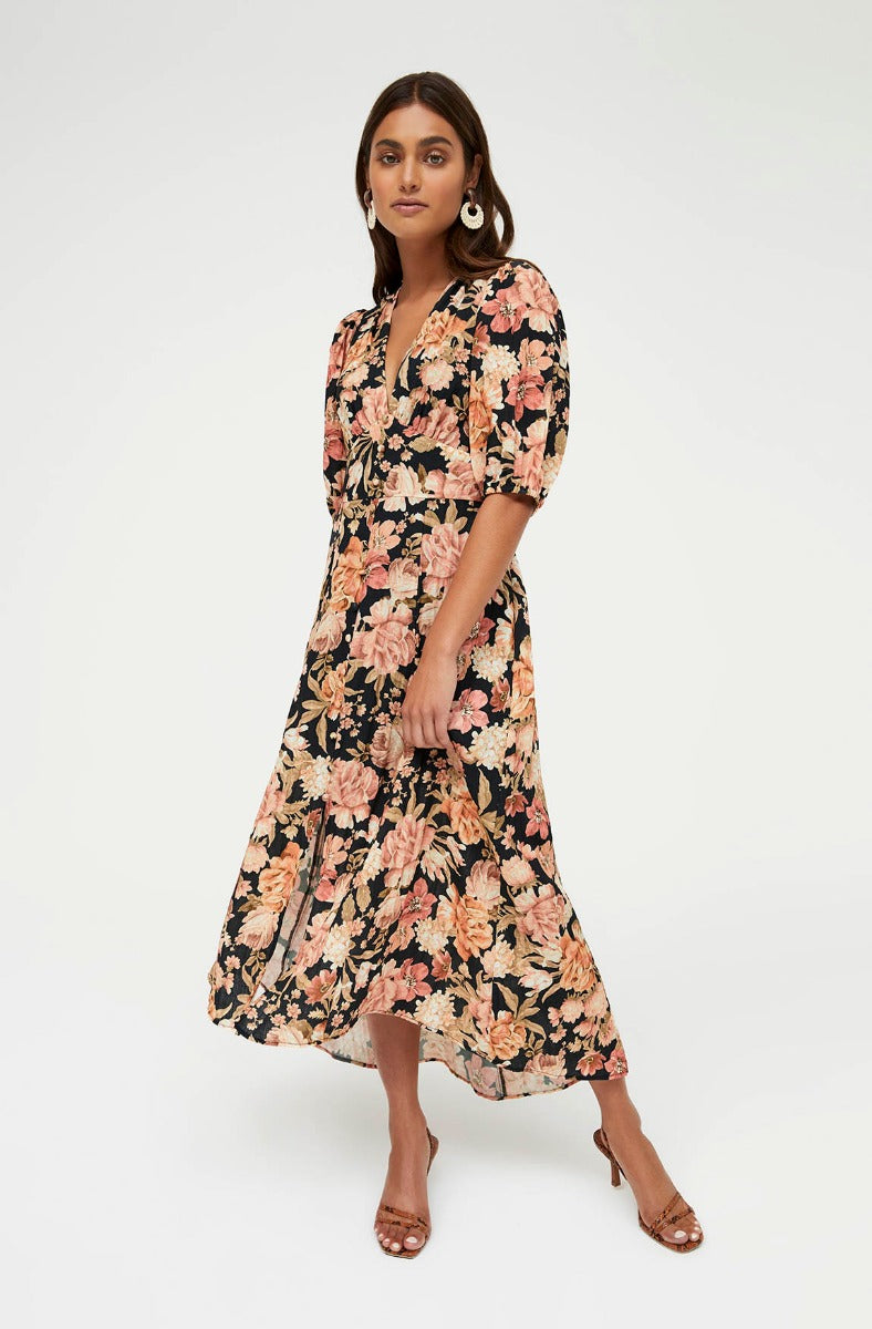 HEARTS RUN WILD DRESS
