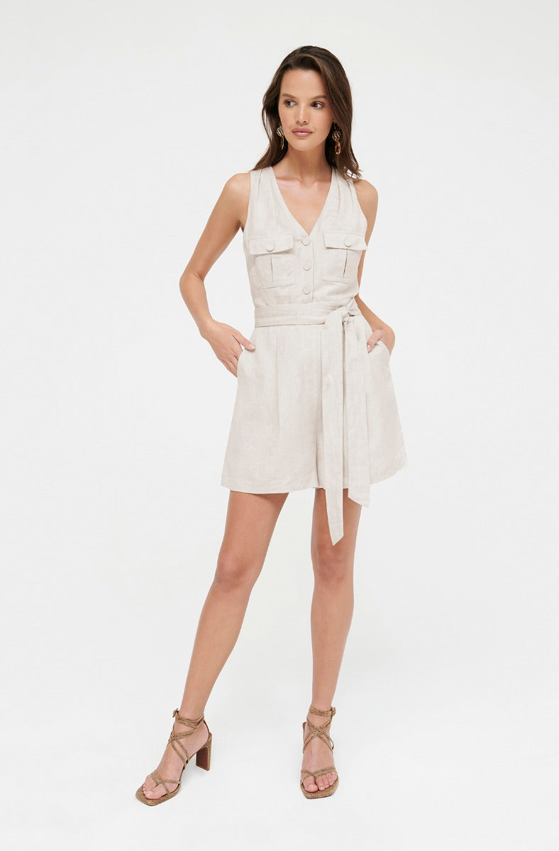 MEREDITH PLAYSUIT