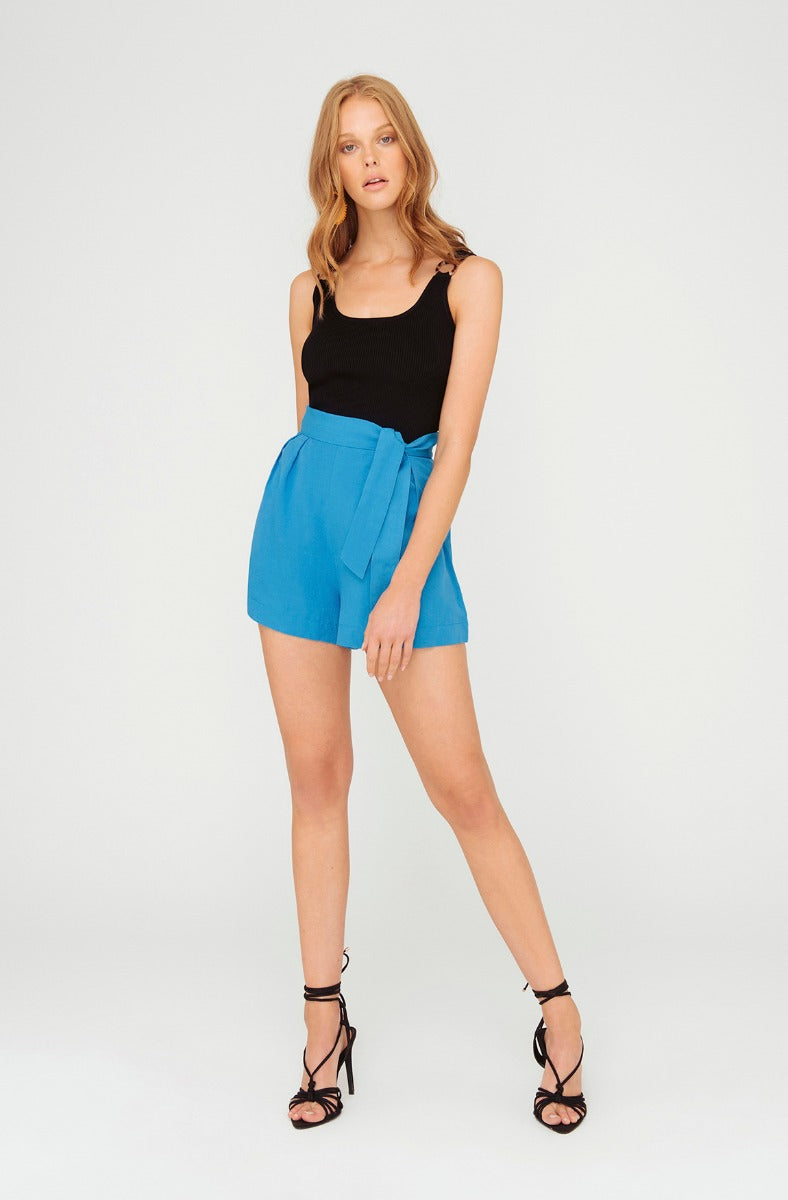 PACIFIC BLUE SHORTS