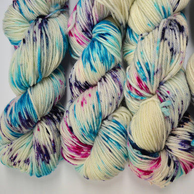 Blue Raspberry | Worsted