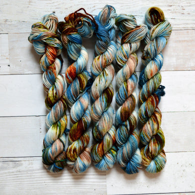 Chesapeake Sunset | Mini Skein