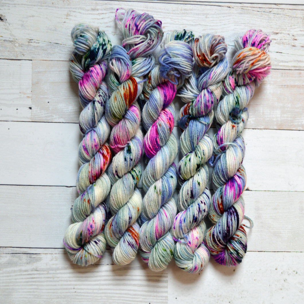 Crazy Tuesday | Mini Skein