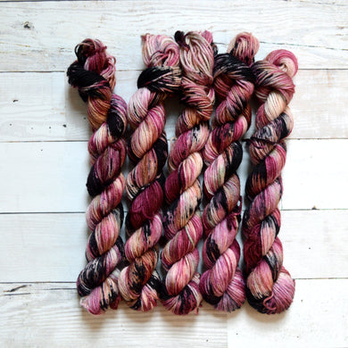 Passionate Purple | Mini Skein