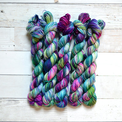 Butterfly Effect | Mini Skein
