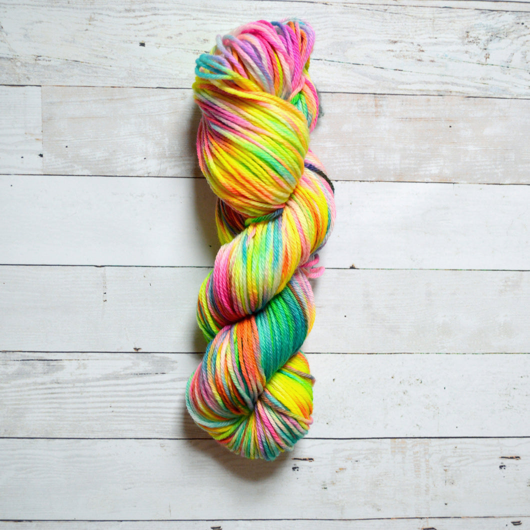Unicorn Barf! | Worsted