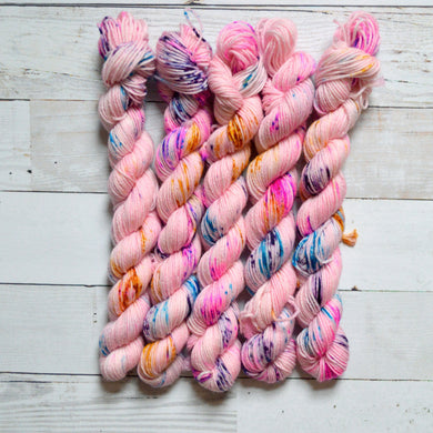 A Shot of Unicorn | Mini Skein
