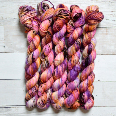 Dawn on the Pier | Mini Skein