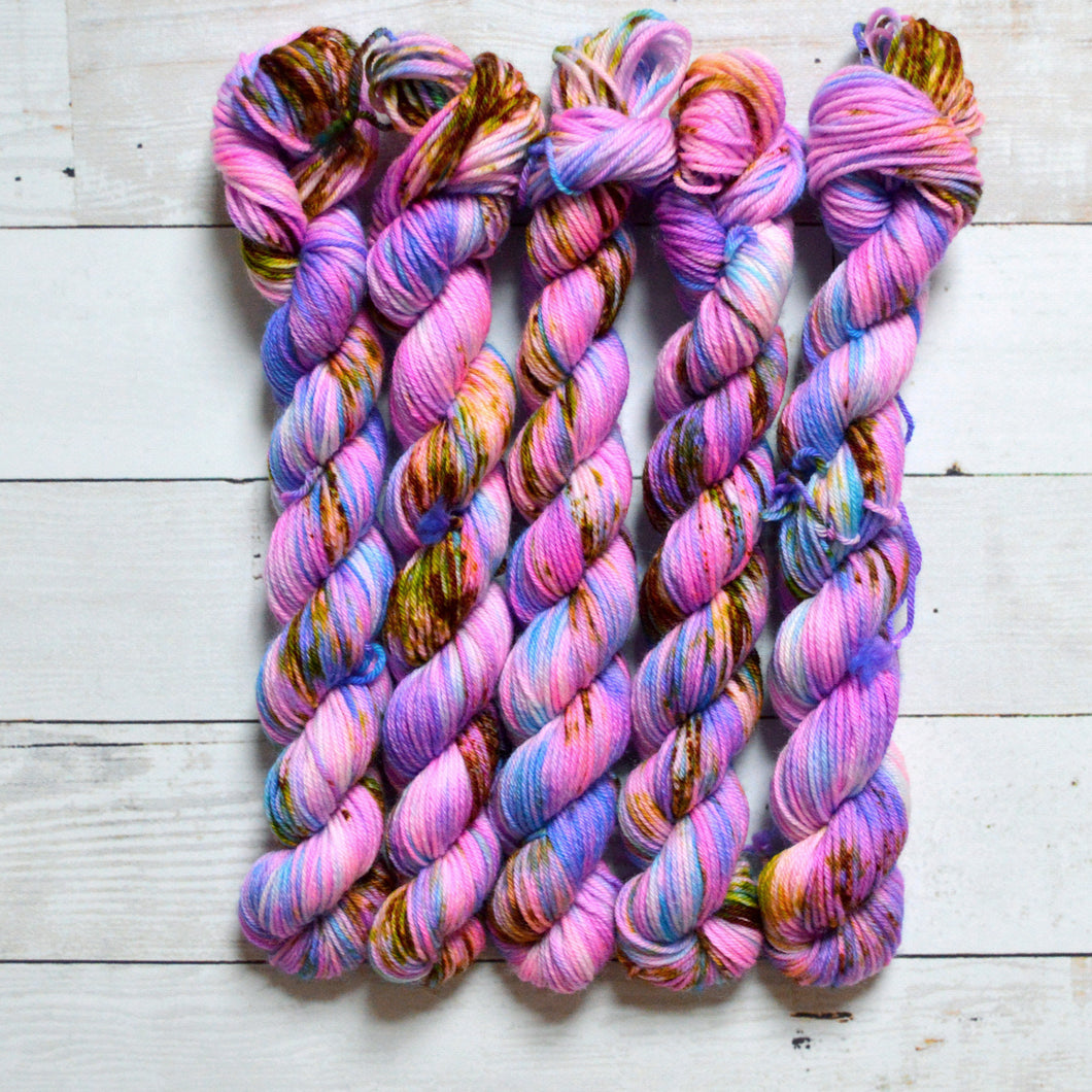 Dance Party | Mini Skein